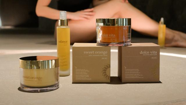 NOT TO BE MISSED: Body treatments